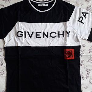 Givenchy men black t shirt